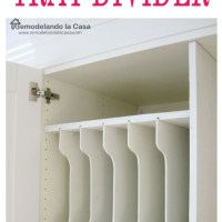 5 Organized & Space Saving DIY Projects