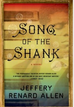 Song Of The Shank by Jeffrey Renard Allen, Wine Pairing
