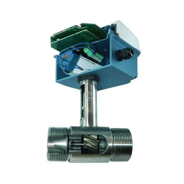 LX Turbine Flow Meters - Lx Models - Sandhurst Instruments