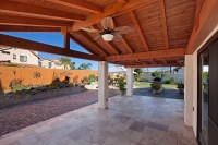 Wood Patio Covers - Exterior Home Remodeling Services