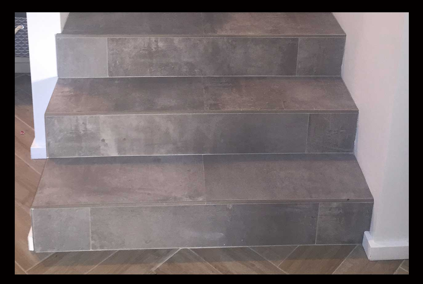 Ceramic Tile Stair Nosing Tiling Stairs Create Beautiful Stairs That Complete Your Design