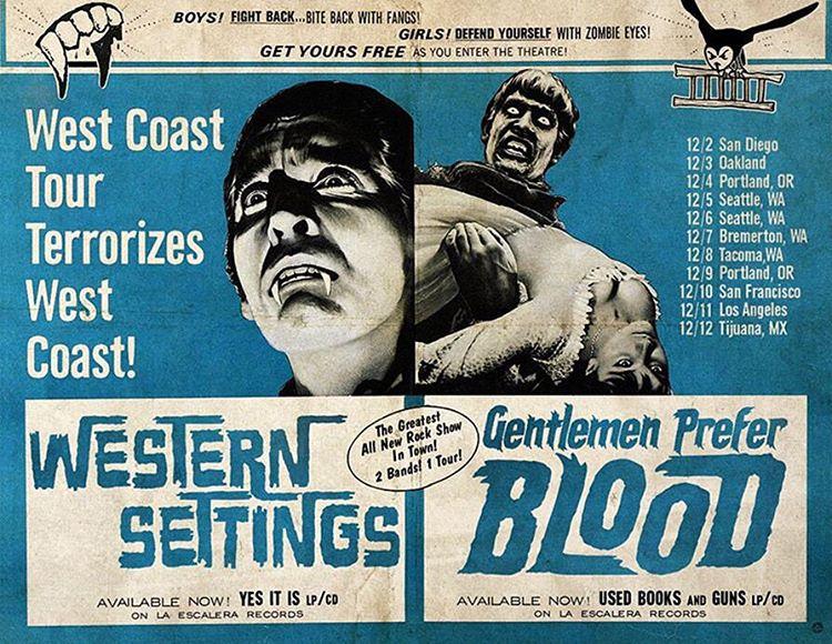 TilTwo Club 122 Western Settings Gentlemen Prefer Blood and Tiltwheel!hellip