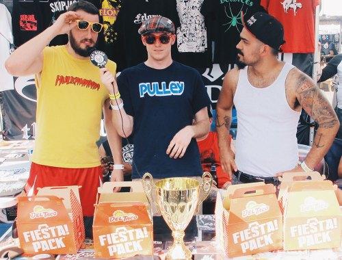 San Diego Punk Del Taco Death Match