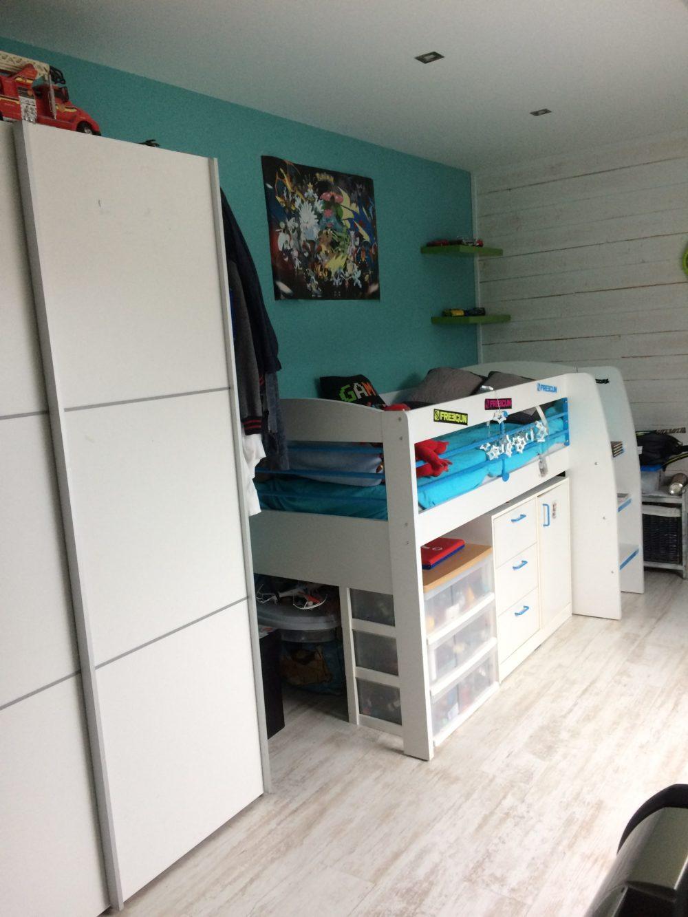 Décoration D Intérieur Chambre D Adolescent Style Industriel