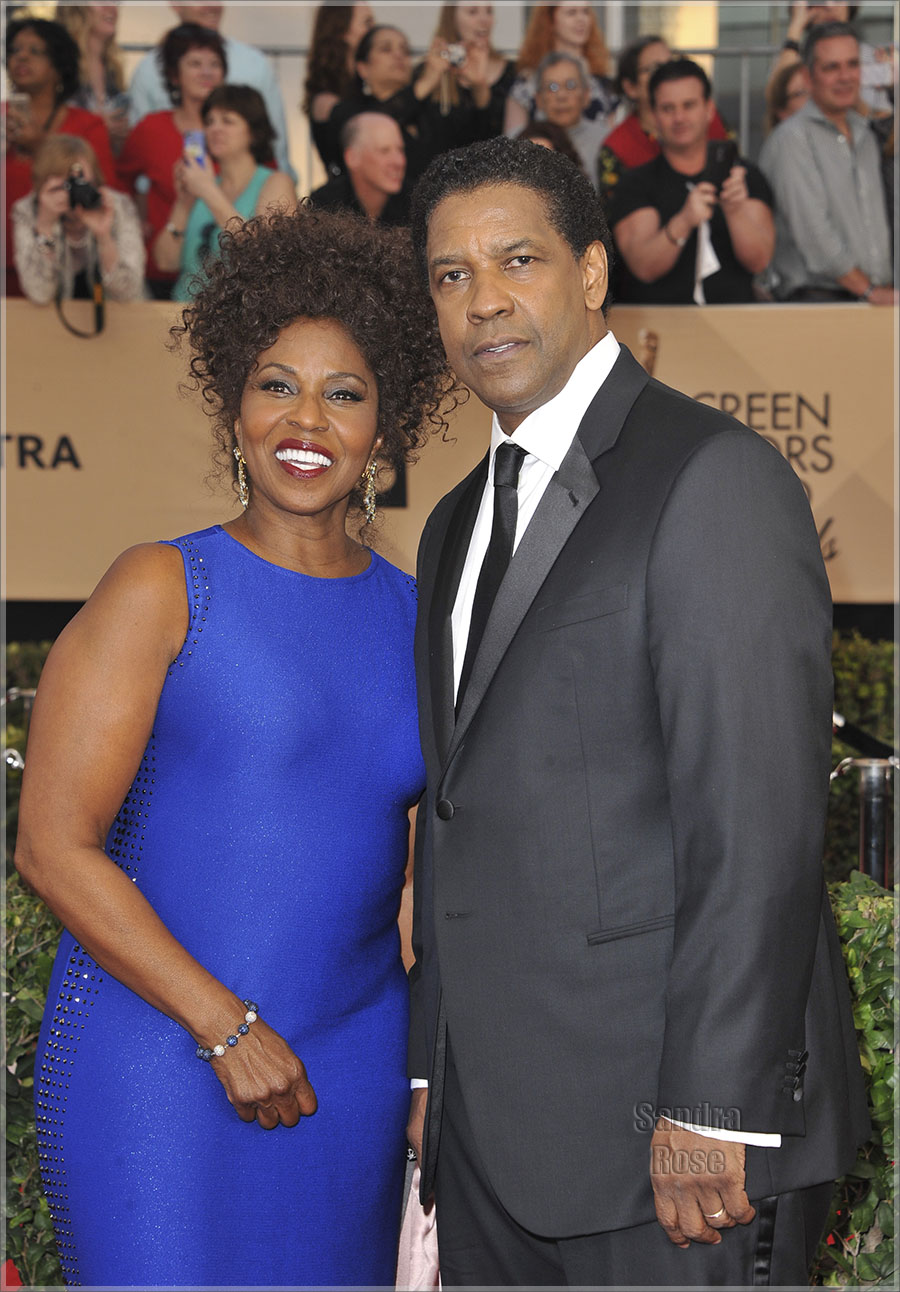 Interior Design Jobs Los Angeles Denzel Washington And Wife Pauletta Washington | Sandra Rose