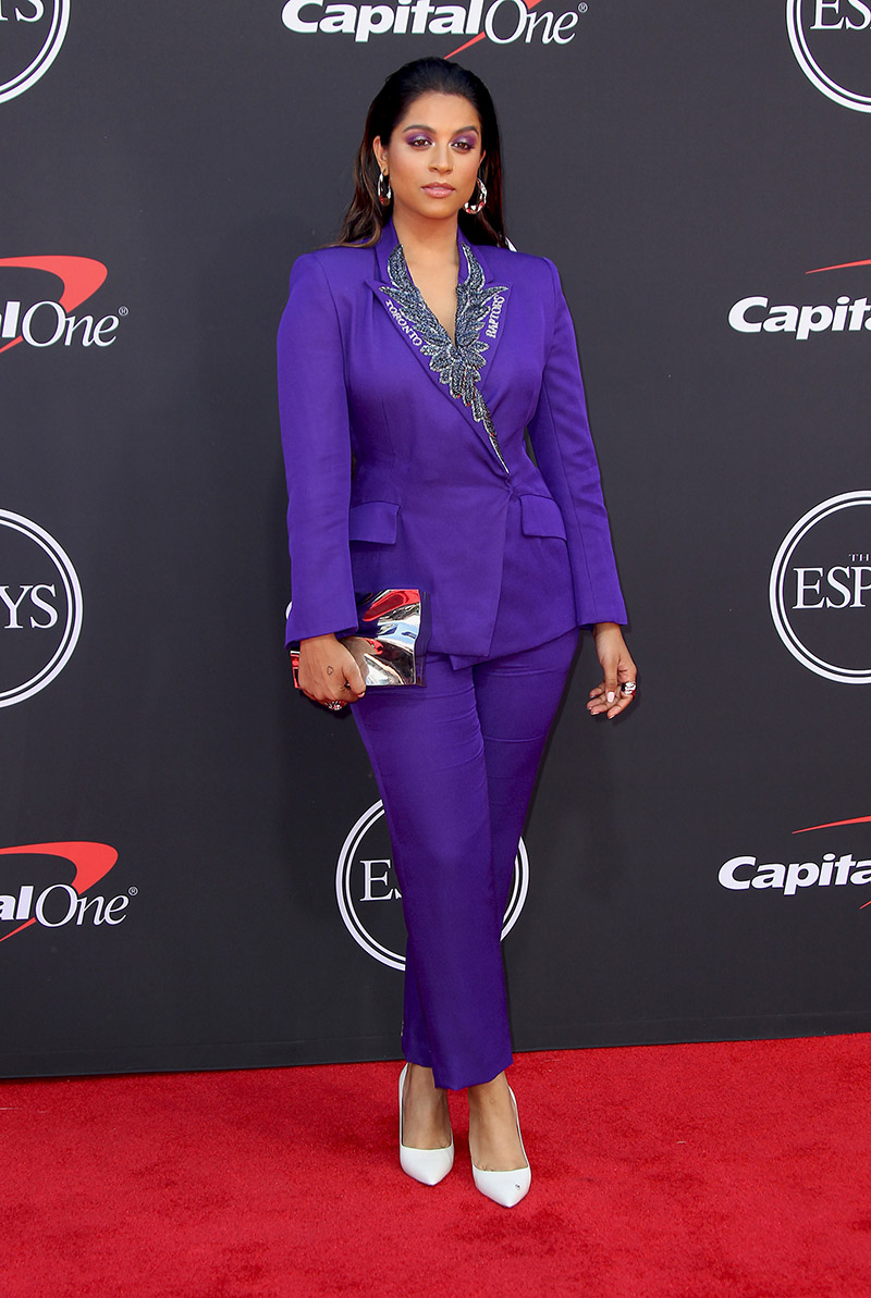 Interior Design Jobs Los Angeles Lilly Singh Attends The Espys 2019 Arrivals Held On July