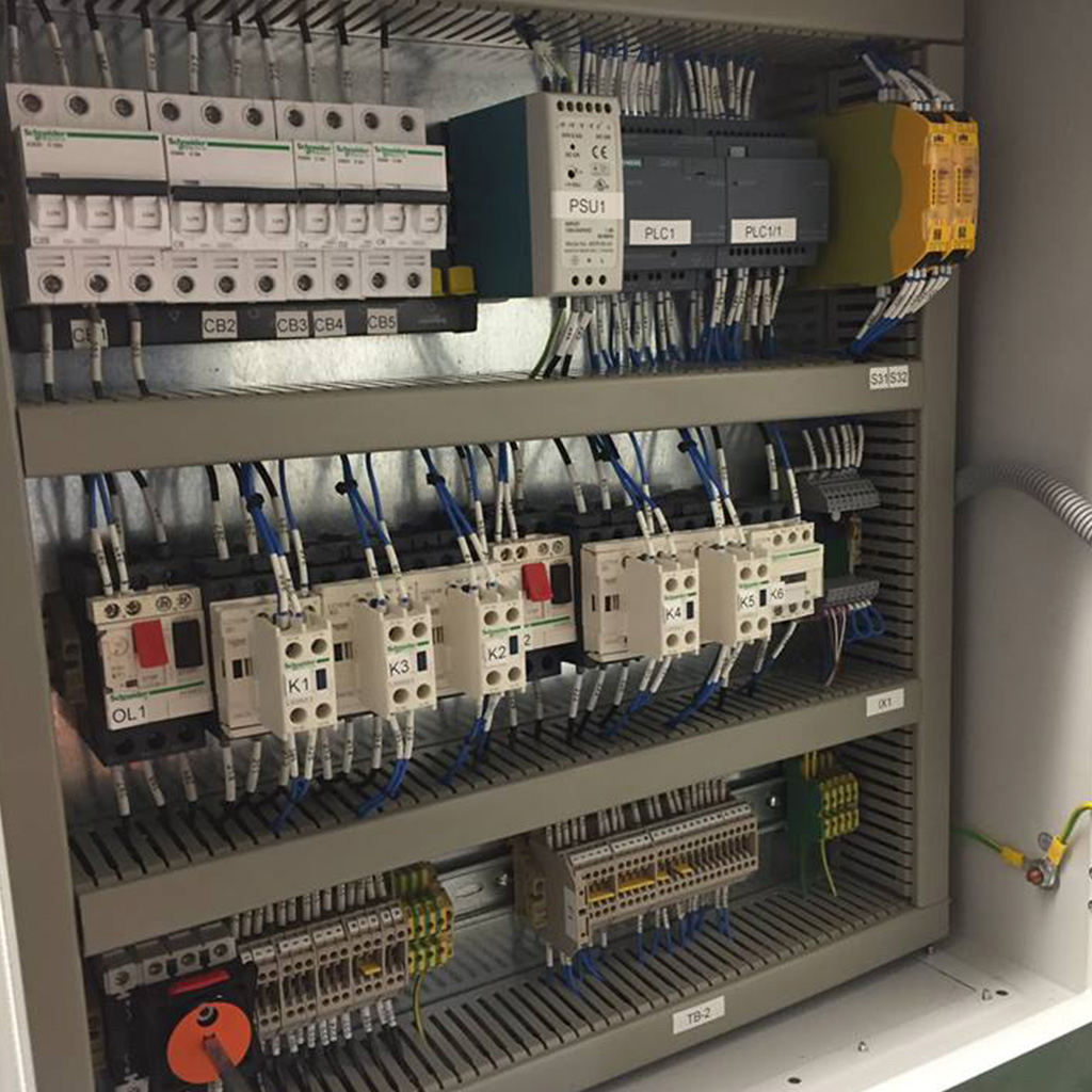 Automation Control Control Panels And Automation S And T Systems