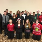 Jazz Ensemble at Festival of Trees 2016