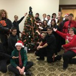 Jazz Ensemble at Festival of Trees 2016 2