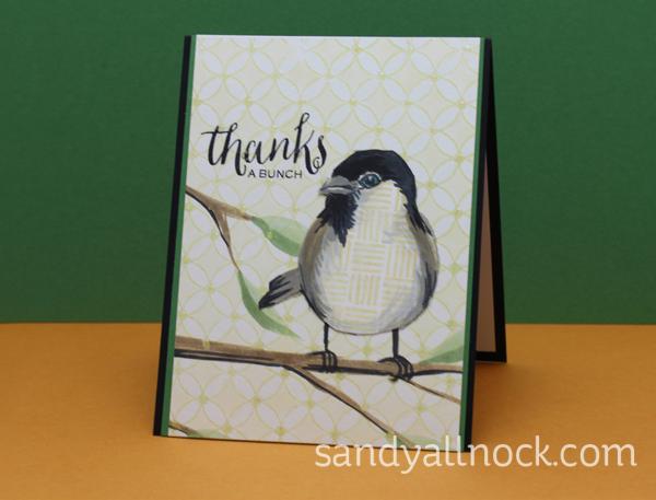 Sandy Allnock Chickadee cards 2