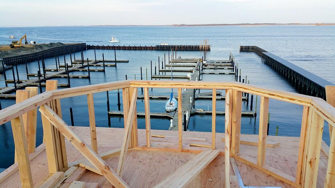 View from Veranda Deck