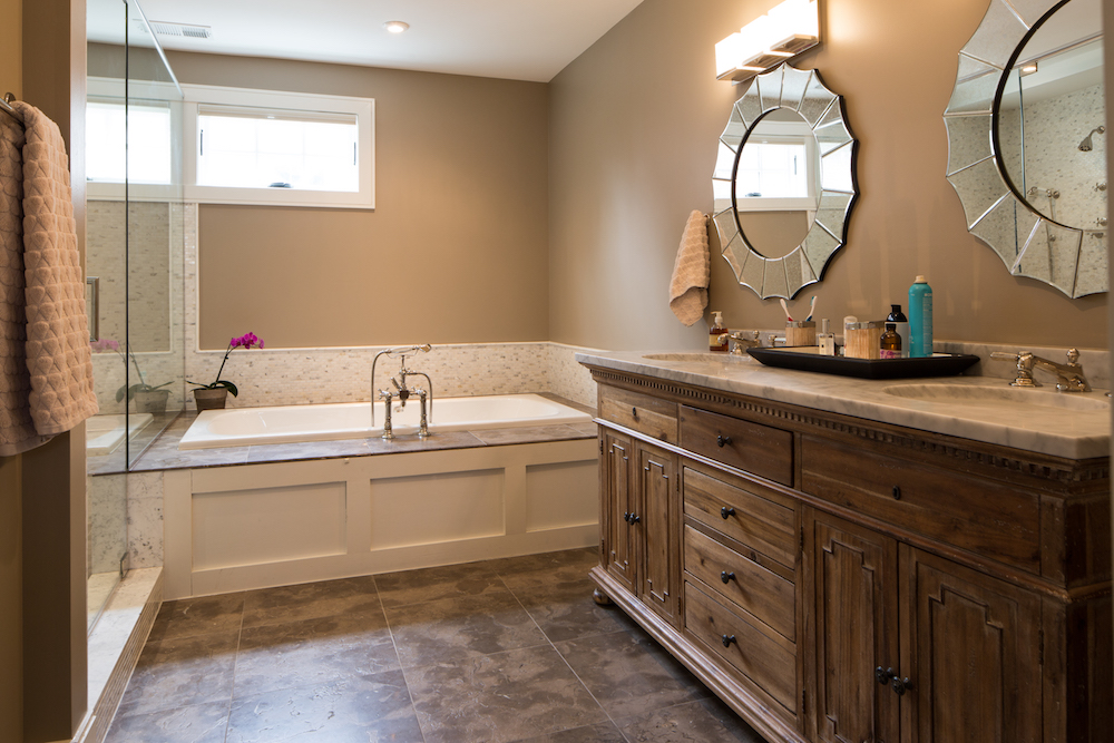 Here Are The Top Trends In Bathroom Designs For 2018 Sandy Spring Builders