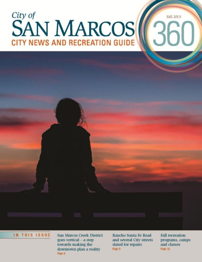 Fall Edition of San Marcos 360 is here