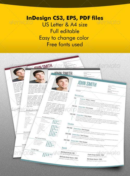 Ledger Paper Dimensions Graphic Design Training Advice Download Graphicriver Resume And Letter Bundle Softarchive