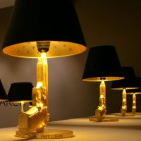 Creative and Funky Handmade Table Lamps  San Francisco ...