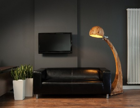 San Francisco Home Decor » Archive » GIVE YOUR LIVING ROOM A - floor lamps for living room