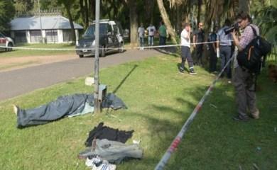 Rosario: Hallaron a un hombre muerto en el parque Independencia