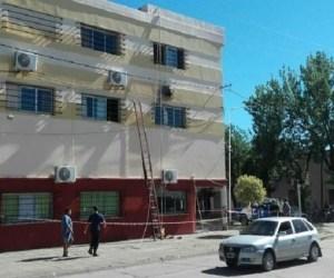Villa Ocampo: Un trabajador de San Genaro recibió una descarga eléctrica de 33.000 voltios