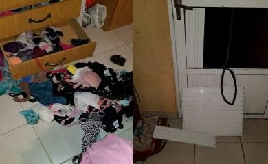 Denunciaron destrozos y robo en una vivienda de San Genaro