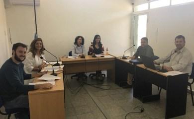 Se transmitió en vivo la primera sesión del concejo municipal