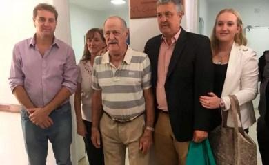 Inauguraron los nuevos consultorios del centro de salud en San Genaro