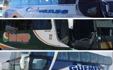 El domingo aumentan el boleto Tata Rápido, Galvense y Güemes