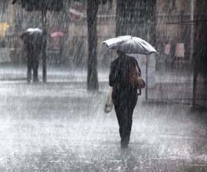 Registro de lluvias en San Genaro y zona