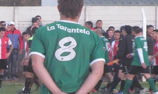 Papelón en el fútbol de la Liga Totorense