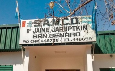 Solicitan ayuda para mejorar las prestaciones de servicios en el SAMCo San Genaro
