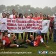 Comenzó la primera liga de fútbol femenino de la región