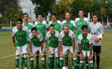 Copa Santa Fe: El Verde de Centeno pegó primero