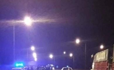 Serodino: Camionero atropeyó a un motociclista que perdió la vida en la ruta 91
