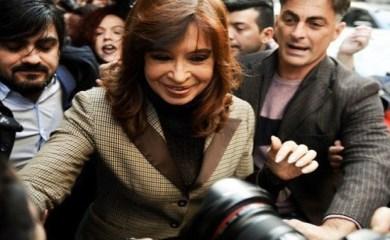 Cristina candidata a vice: el video que usó para anunciarlo en redes sociales