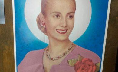 Santa Evita: la CGT pidió la beatificación de Eva Perón