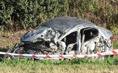 Ruta 34 y A012: Un muerto al chocar un camión y un automóvil