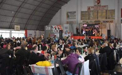 Una multitud celebró el cumpleaños del Club Atlético San Genaro
