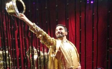 Un totorense fue elegido por Antonio Banderas para ser parte de su musical en España