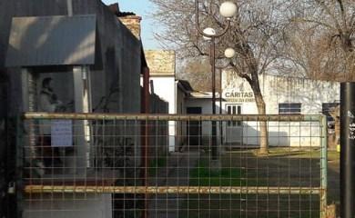 Hallaron en un basural los monitores robados a un Centro Comunitario San Cayetano