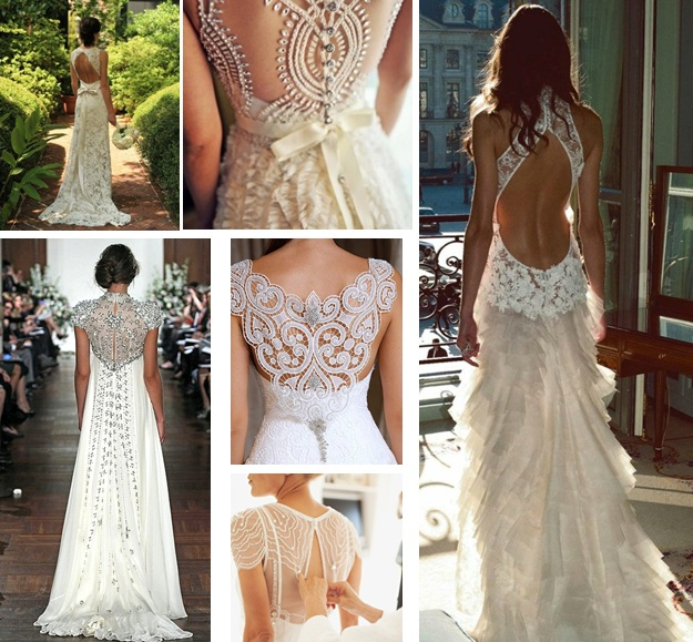 Wedding Dresses With Amazing Back DetailSang Maestro