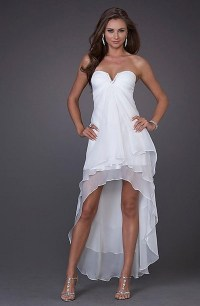 Stunning Casual Short Beach Wedding Dresses | Sang Maestro