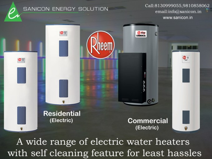 A Wide Array Of Pressurized Electric Water Heaters With