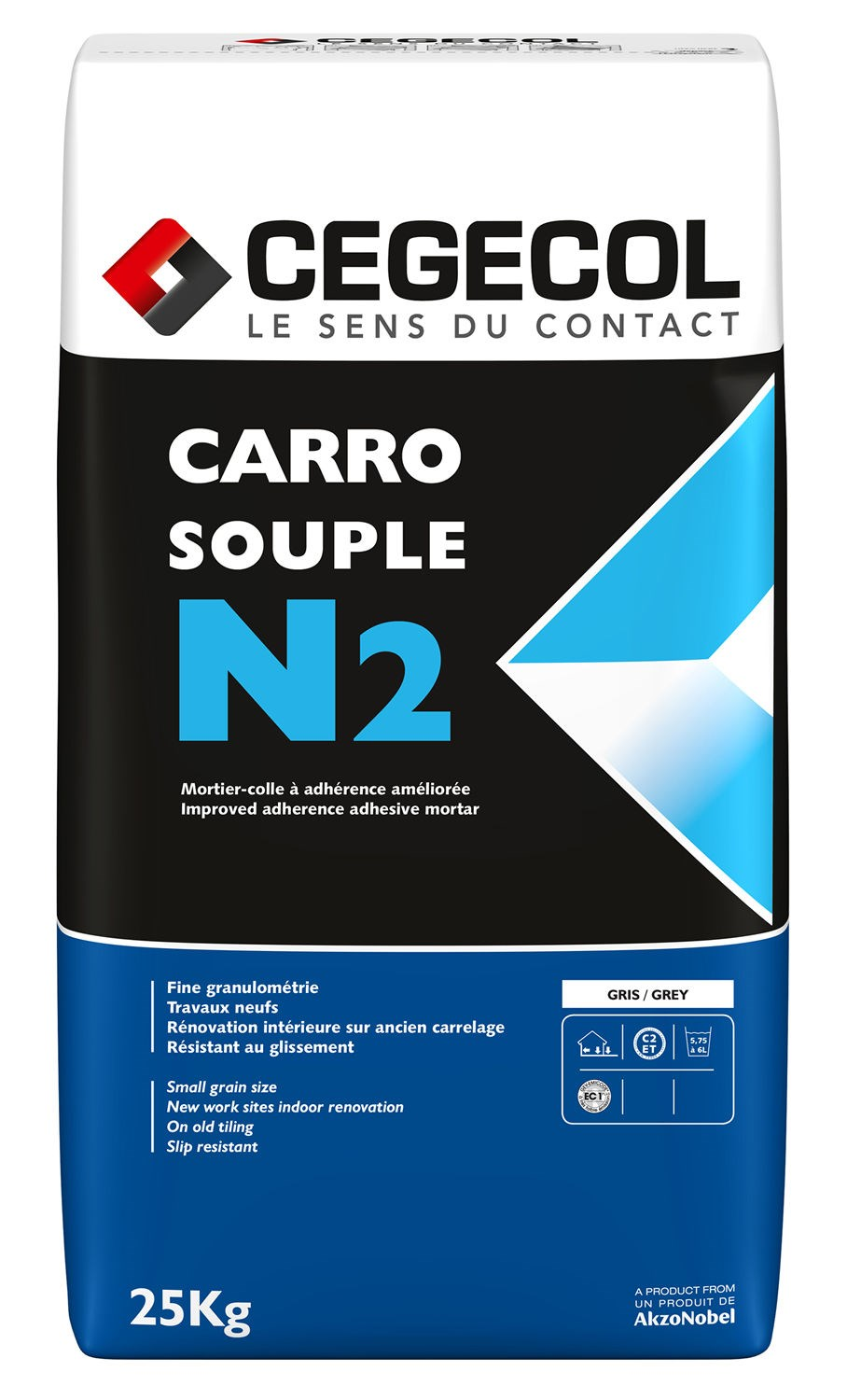 Mortier Colle Carrelage Exterieur Mortier Colle Pour Carrelage C2 Et Carrosouple N2