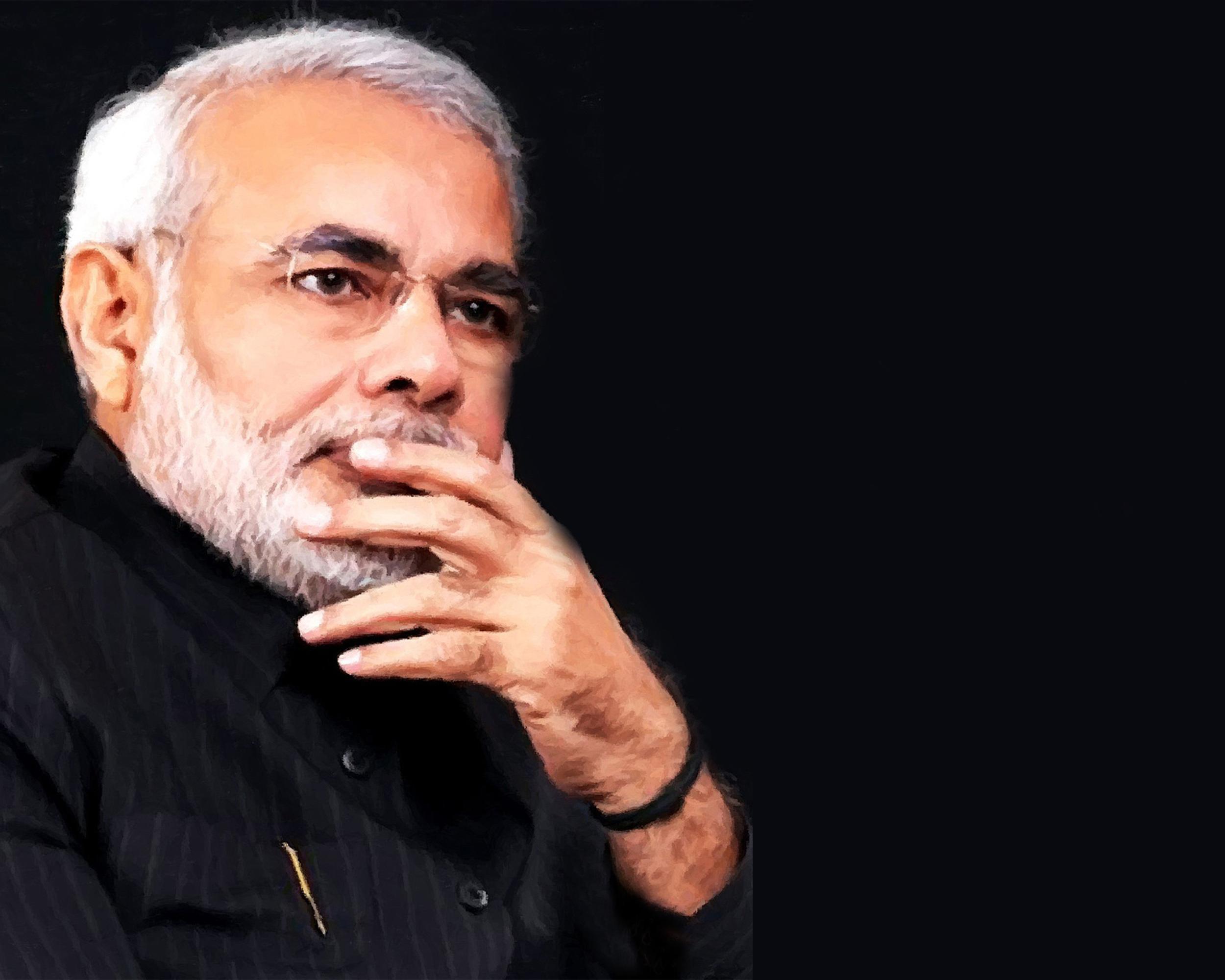 Poverty Wallpapers With Quotes Narendra Modi Sankarshan Thakur