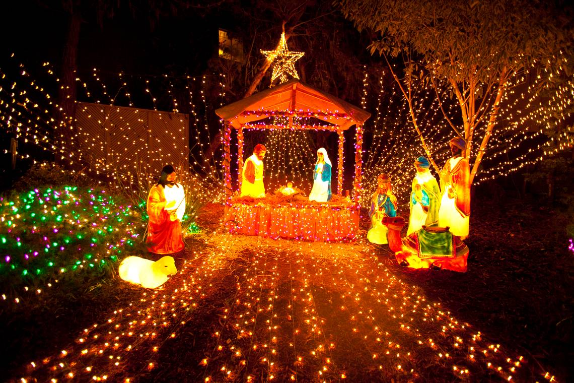 Jb's Holiday Lighting Slo County Holiday Events Guide Get Out And Get Festive San