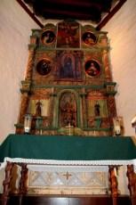 San Miguel Altar Photo