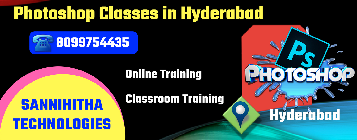Photoshop Classes Photoshop Classes In Hyderabad