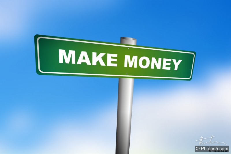 Make_Money_Road_Sign