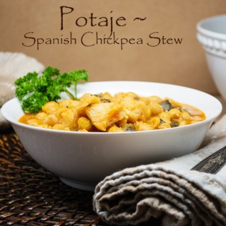 Chickpea Stew11