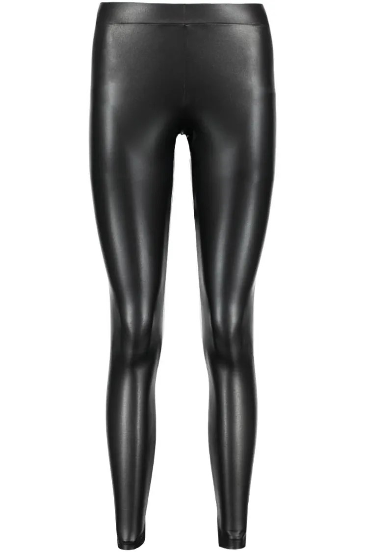 Tom Tailoe New Shiny Leggings 17058457 Pieces Legging Black