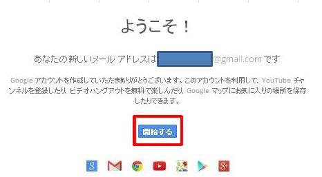 副業メールアドレスを取得しよう!G-mailのアカウントを取得する方法